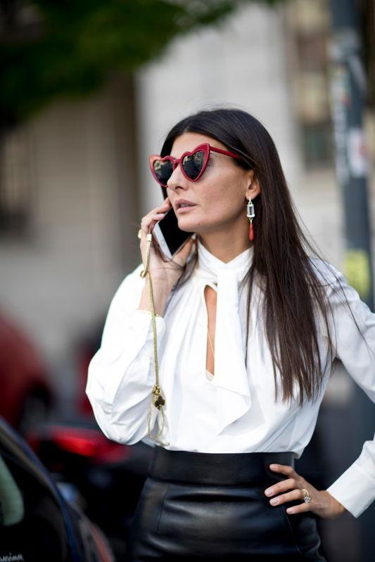 солнцезащитные очки-сердечко 2022