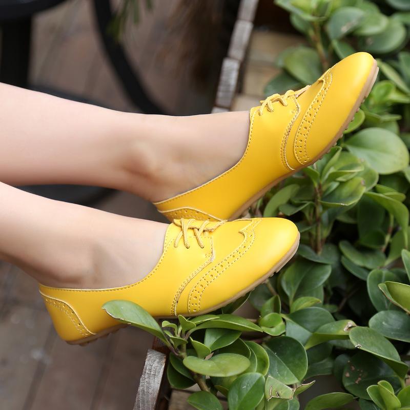 кожаная женская обувь